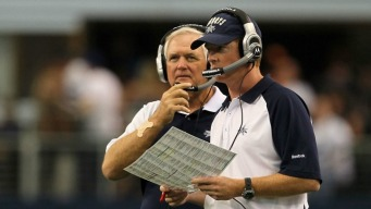 """Garrett on Wade Phillips: """"Our Thoughts and Prayers Are With Him"""""""
