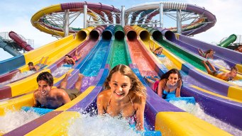 Largest Water Slide in the World Opening in North Texas