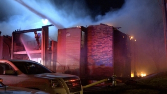 Residents Displaced by 4-Alarm Fire at Irving Apartments