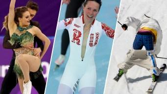 'Powerbelly,' Saggy Pants: Olympic Wardrobe Malfunctions