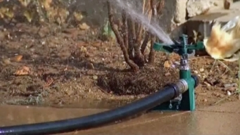 State, Local Officials Encourage Water Conservation