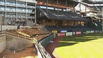 Rangers Planning Ballpark Expansion