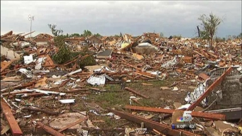 Search and Rescue Mission in Moore, Okla. Continues