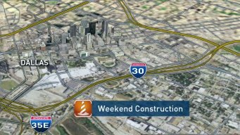What to Know About Construction Closures in Dallas