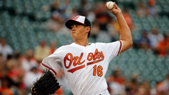 Chen, Reimold Carry O's Past Texas