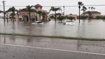 Days of Storms Flood Drought-Ridden South Texas