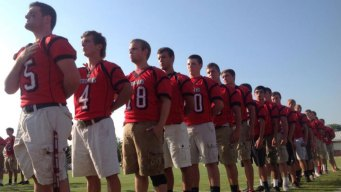 West Rallies for New Football Season