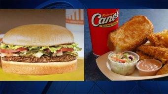 Buns, TX Toast Unavailable at Whataburger & Raising Cane's