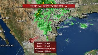 Remnants From Willa Could Bring Flooding and Strong Storms to the US