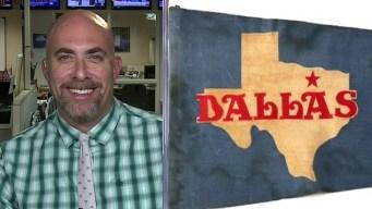 The DMN's Robert Wilonsky: Dallas' Lost Flag