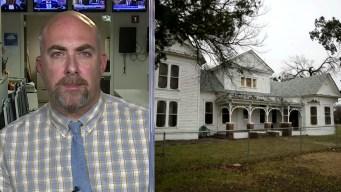 The DMN's Robert Wilonsky: Doomed 127-Year-Old Home