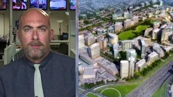 The DMN's Robert Wilonsky: Valley View Changes