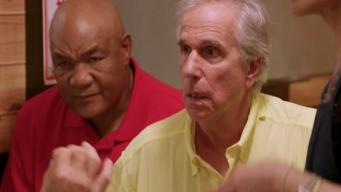 Henry Winkler Talks 'Better Late Than Never'