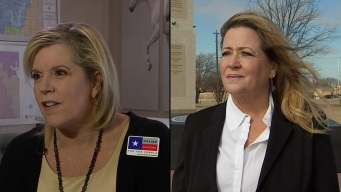 More Texas Women are Running for Higher Office