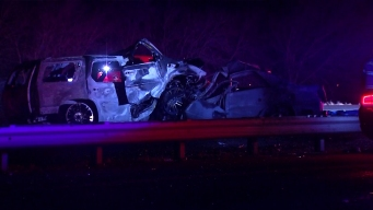 2 Die in Kaufman County Wrong-Way Crash