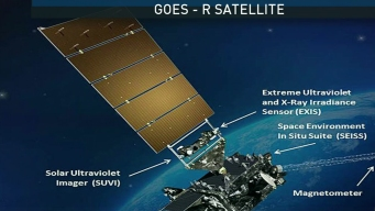 New, Advanced Weather Satellite Launched