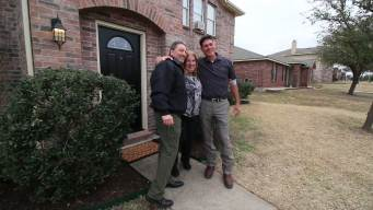 Companies Help Wylie Homeowner After Paid Contractor Vanishes