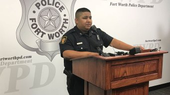 Fort Worth Officer Returns to Patrol 2 Years After Shooting