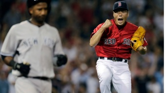 Uehara Livin' Large For Red Sox