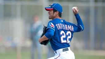 Rangers Agree to Terms With RHP Yoshinori Tateyama