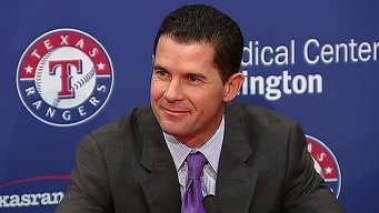 Michael Young States Obvious: Don't Give Up on Gallo