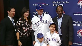 Rangers Will Honor Young