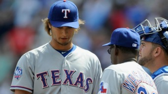 Darvish Backs Napoli After Tanaka Comment
