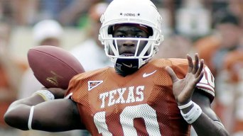 Vince Young Selected for College Football Hall of Fame