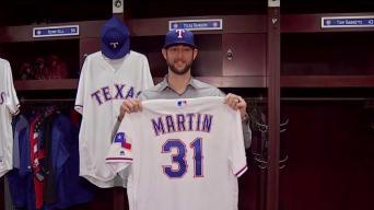 Rangers Sign Arlington High Grad Chris Martin