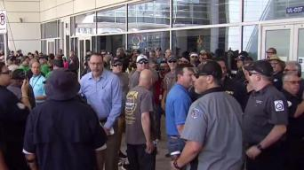D/FW Maintenance Crews to Picket American Airlines Wednesday