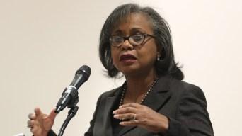 Anita Hill Struck by Kavanaugh's Anger Versus Accuser's Calm