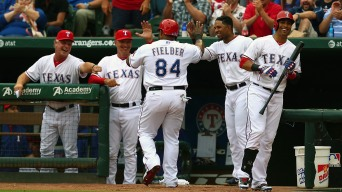 Rangers Still Lacking in ASG Balloting