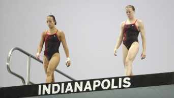 USA Olympic Trials: Women's Diving Finals