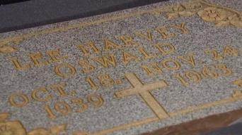 For Sale: Lee Harvey Oswald's Original Grave Marker