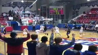 Caught on Camera: Sophomore Sinks Buzzer Beater