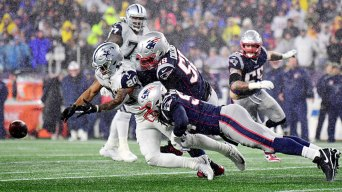 Pats Hold Cowboys' No. 1 Offense Without TD in Win