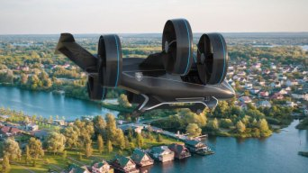 Bell Unveils 'Flying Taxi' Coming to DFW