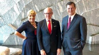 Dallas, Fort Worth Mayors Lead European Trade Mission