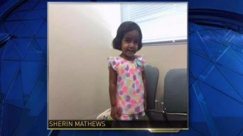 Police Use Drone, K-9s in Search for Missing Sherin Mathews