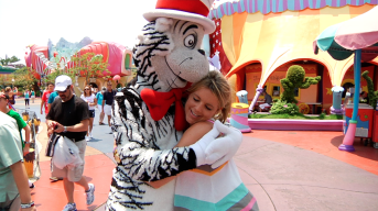 Take a Roller Coaster Ride with Ali Fedotowsky at Universal Orlando Resort