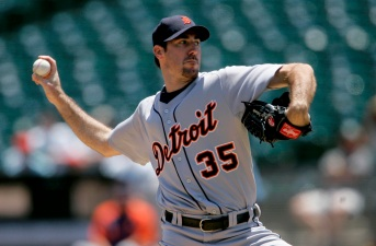 Tigers' Hopes Rest on Verlander