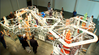 Get Out of L.A. Traffic for a Fast Ride at Metropolis II