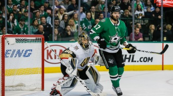 Radulov, Stars Too Much for Panthers 4-2