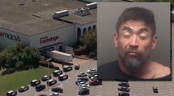 Man Who Caused Hulen Mall Lockdown Saturday Identified