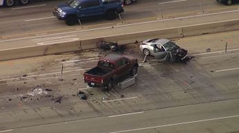 NB Central Expressway Back Open in Plano After Fatal Crash