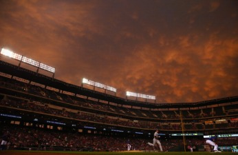 Rangers Run Out of Late Game Heroics, Lose 12-9 to Rockies