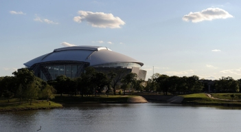New Cowboys Stadium Almost Sold Out