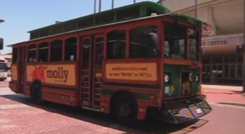 """Free Ride! FW Launches """"Molly The Trolley"""""""