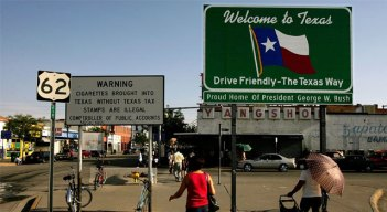 Flow of Kids Slows Along Texas Border