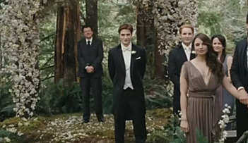 """Twilight: Breaking Dawn Part 1"" Teaser Is a Wedding Invitation"